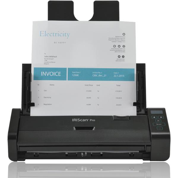 IRIS The World leader in OCR PDF and Portable scanner
