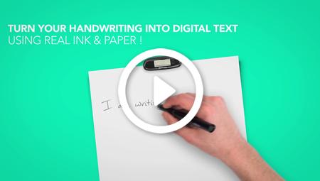 IRISNotes 3 - Digital Pen