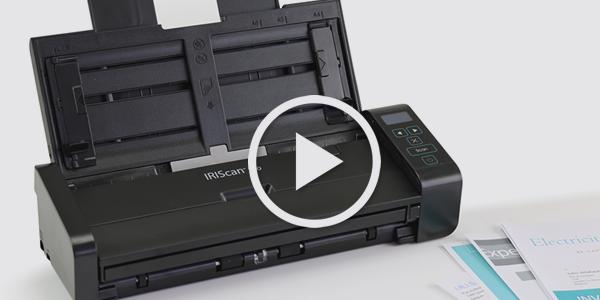 iriscan pro 5 high performance duplex desktop scanner