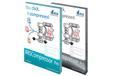 Get your IRISCompressor Pro