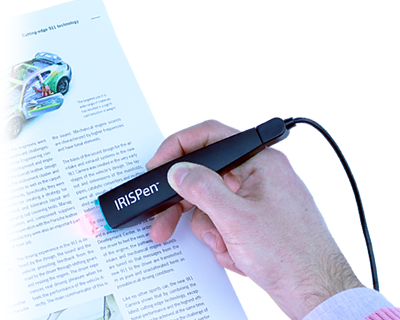 IRISPen Executive 7 - Pen scanner