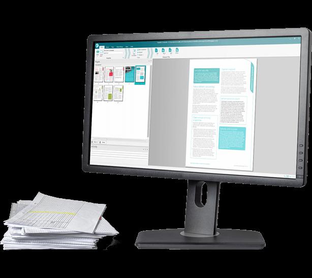 Readiris 16 for windows ocr software header reheart Gallery