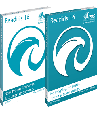 Readiris Pro / Corporate 15.2.0 Mac OS X 181031