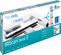 IRIScan Book 3