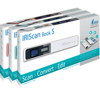 IRIScan Book 5