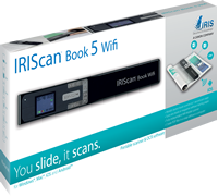 IRIScan Book WiFi