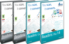 Readiris Pro 14 for HP : Download and activation - I R I S  Helpdesk