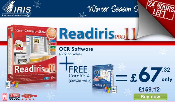 readiris pro 11 gratuit