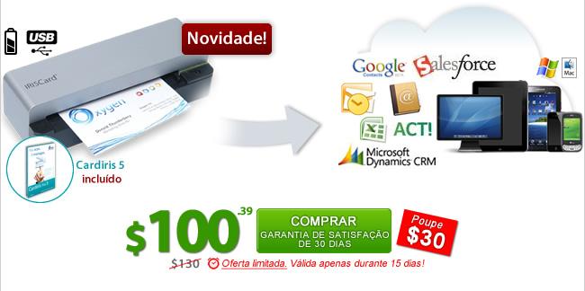 Save 30 on the new mobile business card scanner poupe 30 no novo scanner porttil de cartes reheart Images