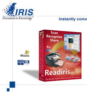 Readiris pro 10